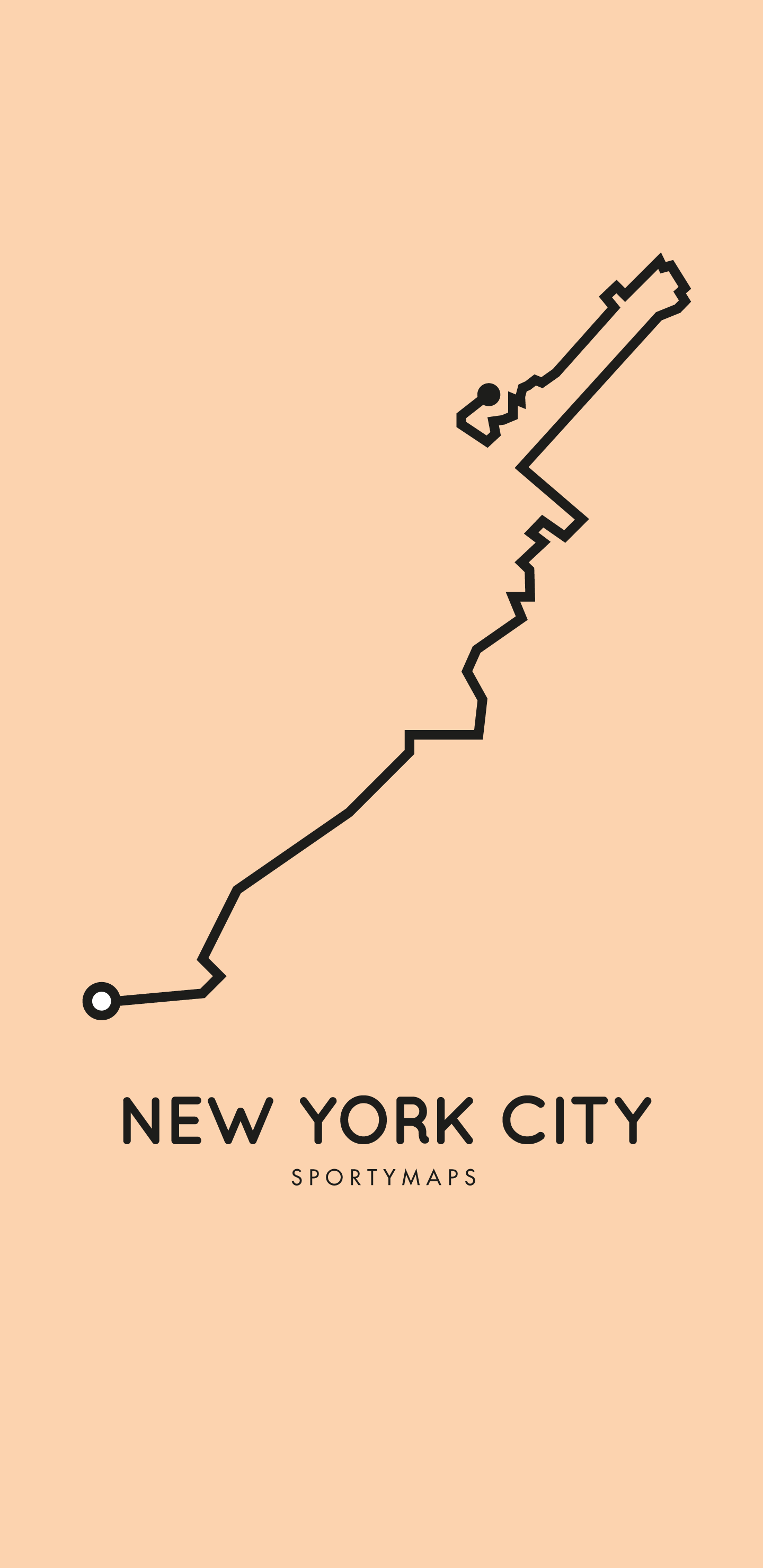 Sportymaps-NYC-marathon-orange