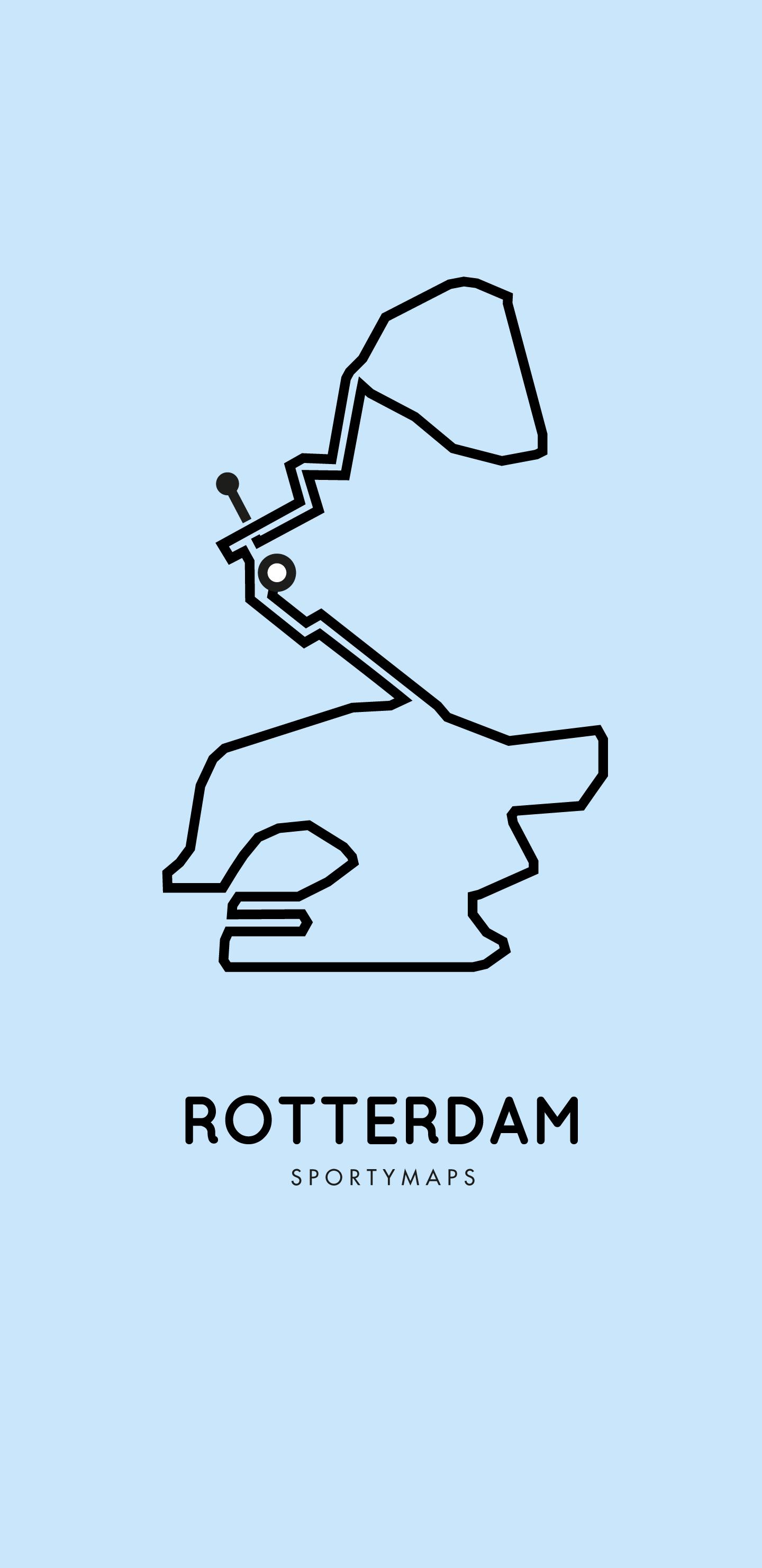 Sportymaps-Rotterdam-marathon-blue