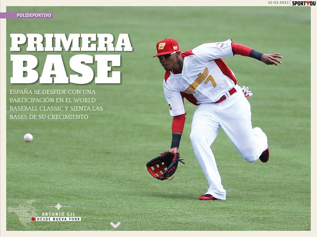 Primera Base Para Espana