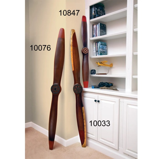 Image Of Airplane Propeller For Decor