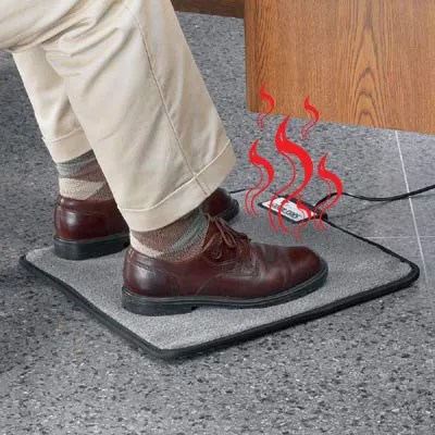 Cozy Toes Electric Foot Warmer  Around the House  from Sportys Tool Shop
