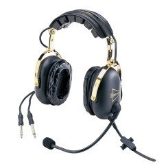 Mono Headphone Wiring Diagram Bobcat 863 Parts Sigtronics S 68 Headset From Sporty 39s Pilot Shop