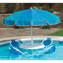 pool party submersible patio furniture