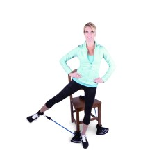 Resistance Chair Exercise System Reviews Workout Ball Benefits Portable From Sportys Preferred Living