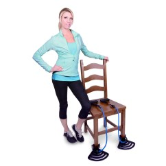 Chair Gym Exercise System Bridal Shower Decorations Portable From Sportys Preferred Living