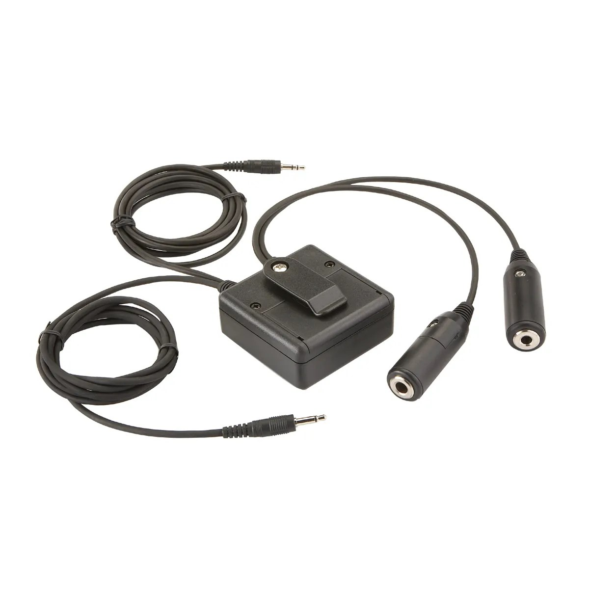 hight resolution of general aviation twin plugs to pc headset adapter from sporty s pilot shop
