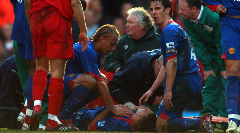 Alan Smith injury