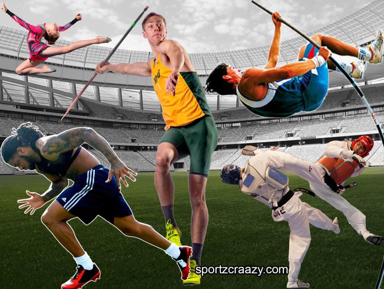Athletics Games List