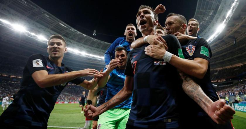 Croatia in World Cup Final