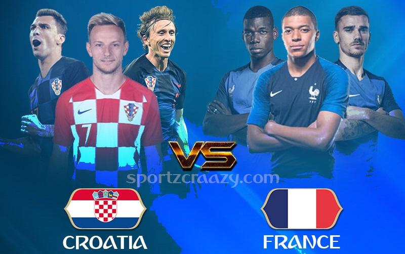 croatia vs france prediction