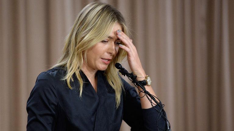 Maria Sharapova Ban