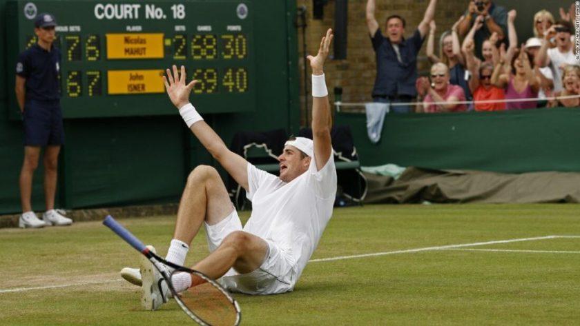 Longest Tennis Match ever