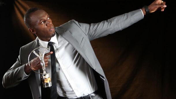 Usain Bolt Awards