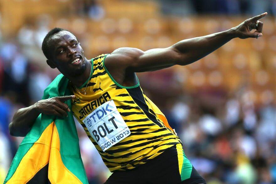 Usain Bolt Early Life