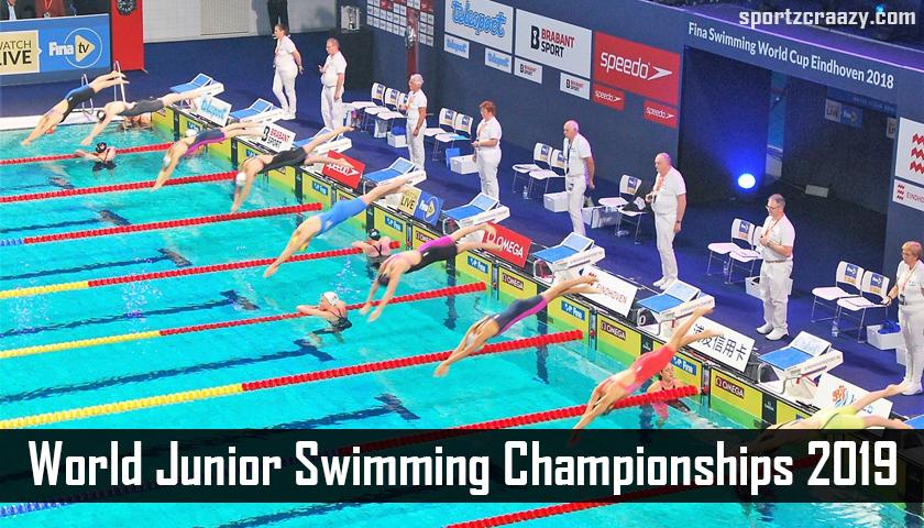 World Junior Swimming Championships 2019