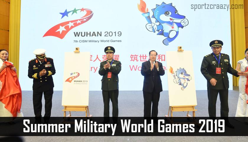 Summer Military World Games 2019