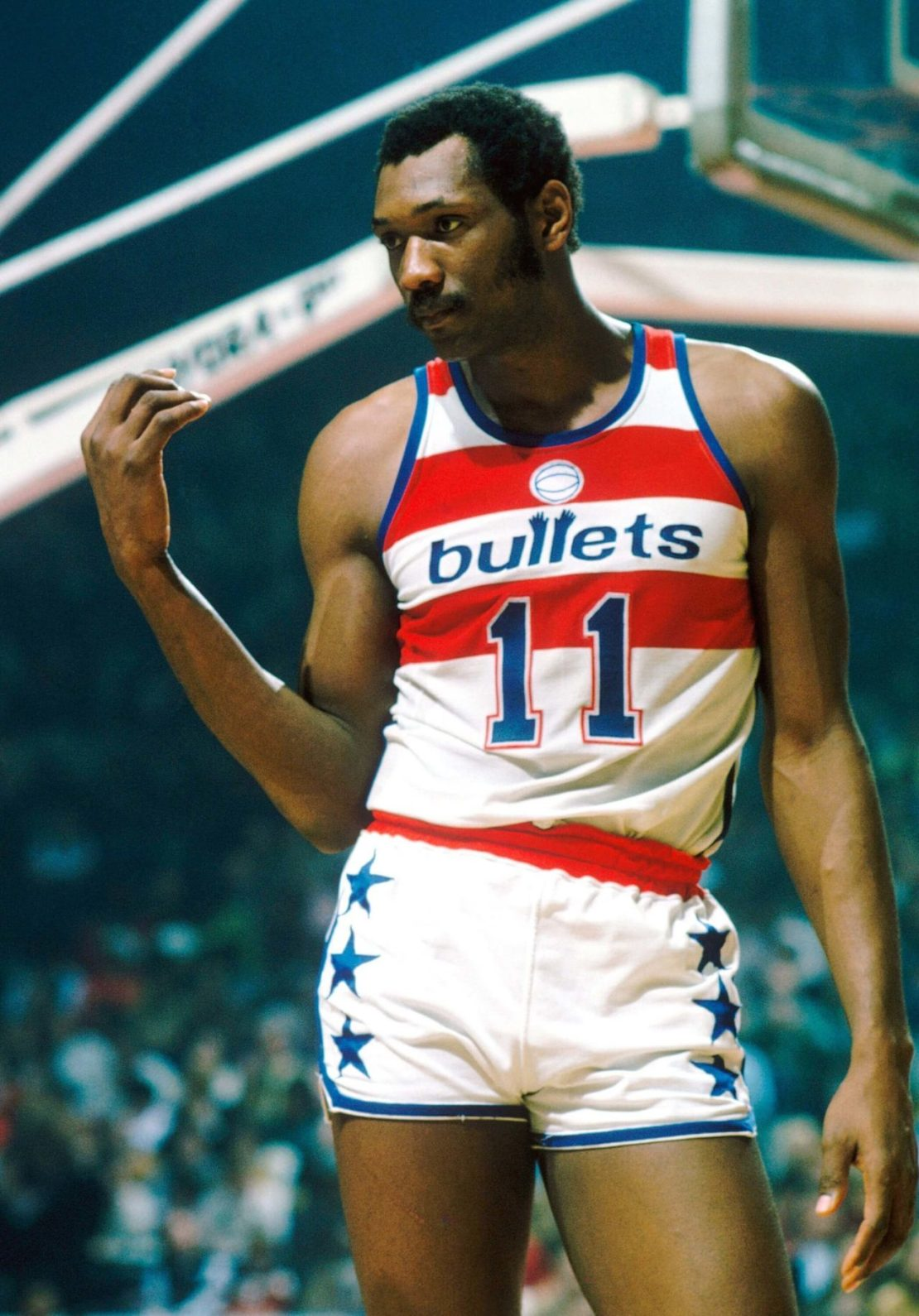 Elvin Hayes a NBA Score Leaders