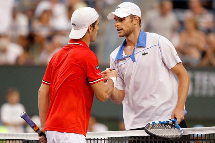 Andy Roddick vs Richard Gasquet