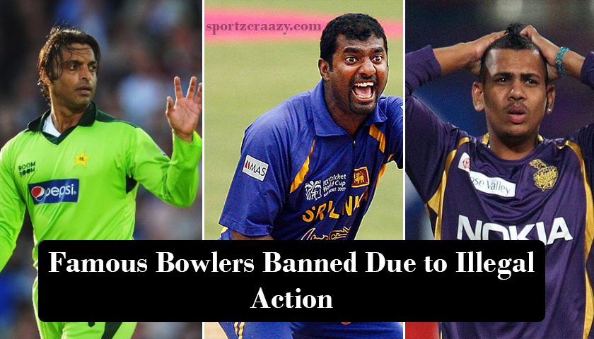 Bowlers Banned Due to Illegal Action