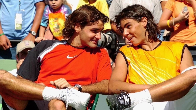 Roger Federer vs Nadal