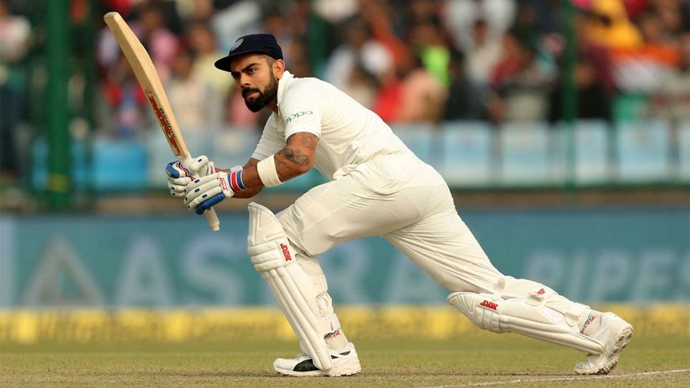 Virat Kohli Test Match