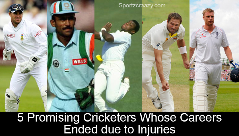 Cricketers Whose Careers Ended due to Injuries