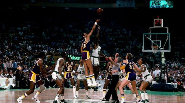 Celtics vs Lakers (1959)