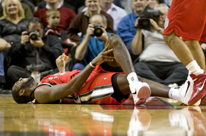 Knee Injuries in Basketball