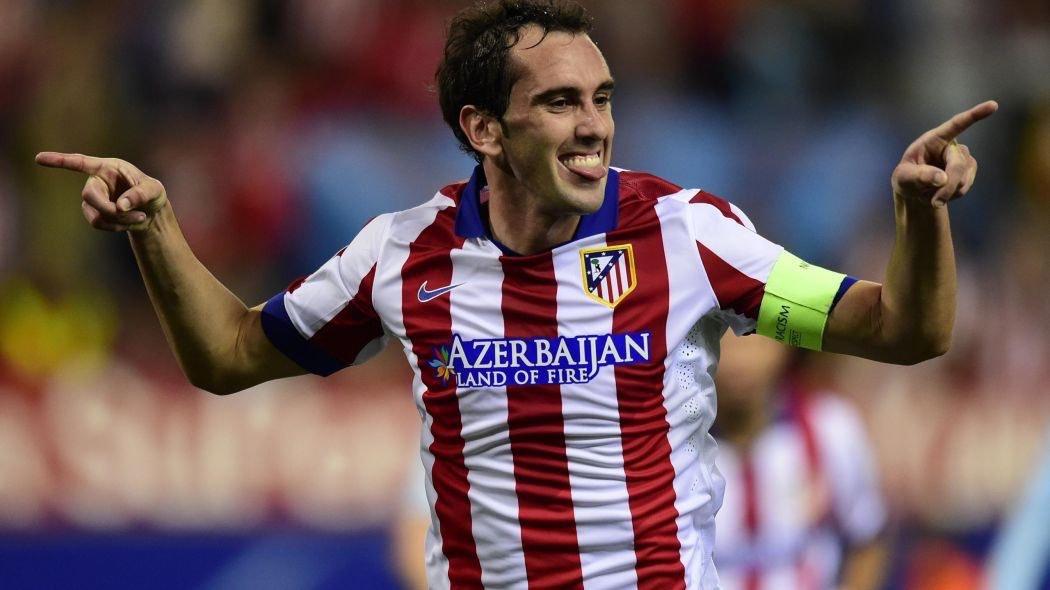 Diego Godin( Atletico Madrid)