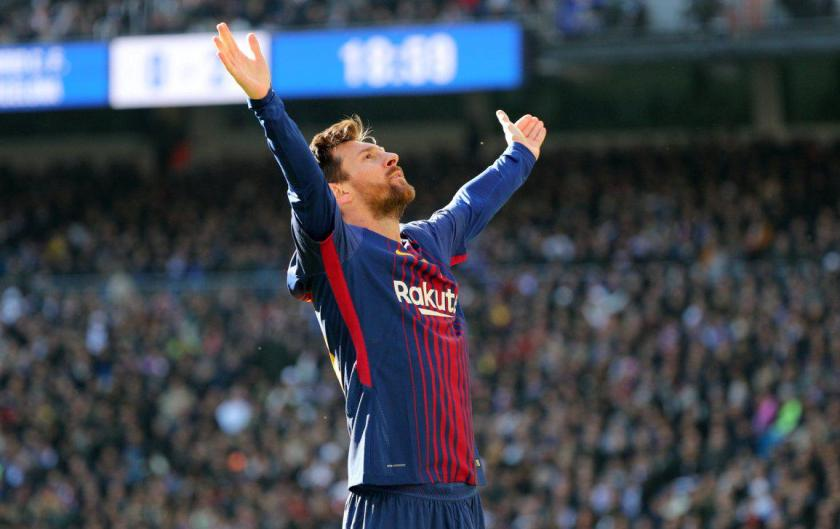 Most Number of Goals in a Calendar Year by Messi