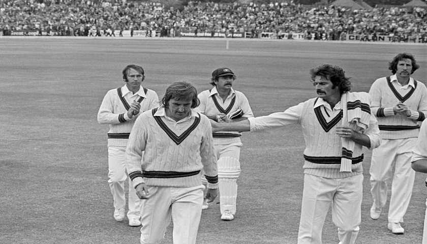 7th match: Australia vs Sri Lanka ( 11 June 1975)