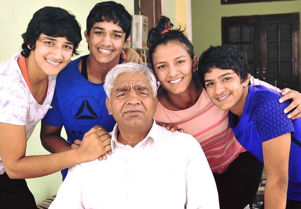 Babita Kumari Phogat personal life