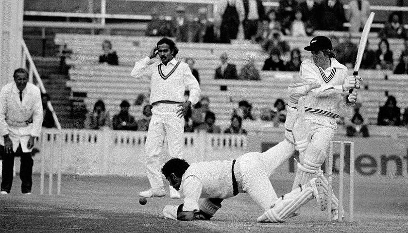 10th Match: India vs. New Zealand ( 14 June 1975)