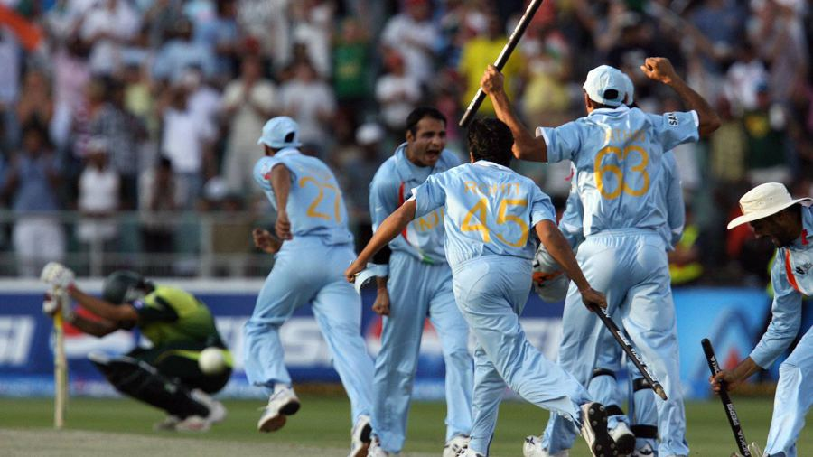 India Vs Pakistan, WT20 Final, 2007