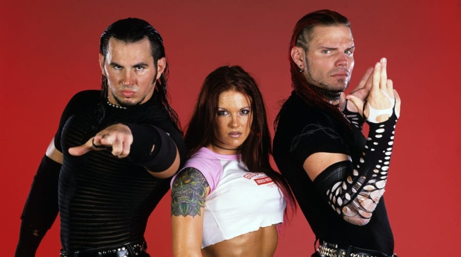 Lita As Their New Manager