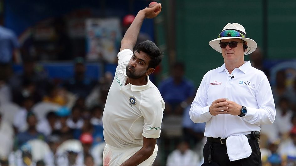 Nottinghamshire Sign Ashwin as a Replacement for James Pattinson