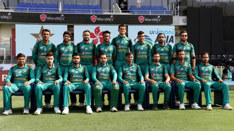 Pakistan Cricket Team Squad
