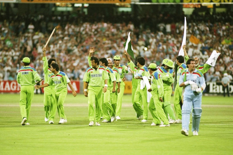 Pakistan vs. Sri Lanka