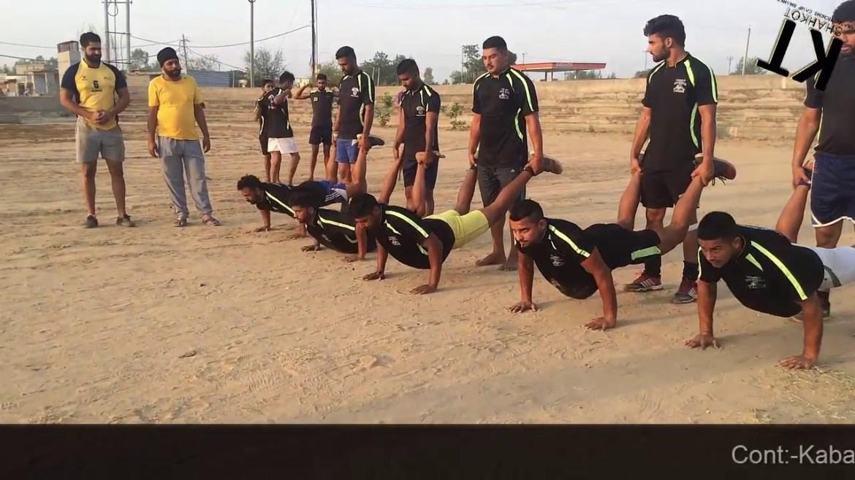 Kabaddi Tips and Tricks fitness