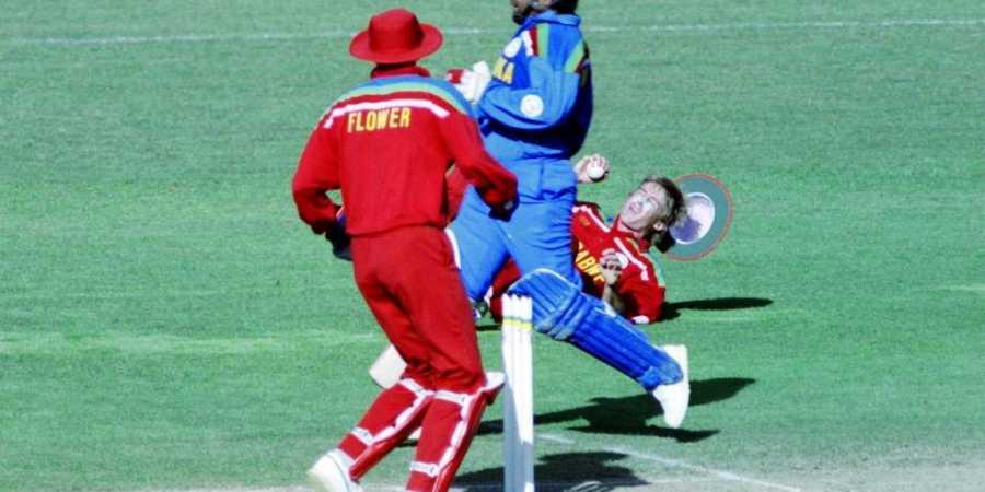 sri lanka vs zimbabwe 1992