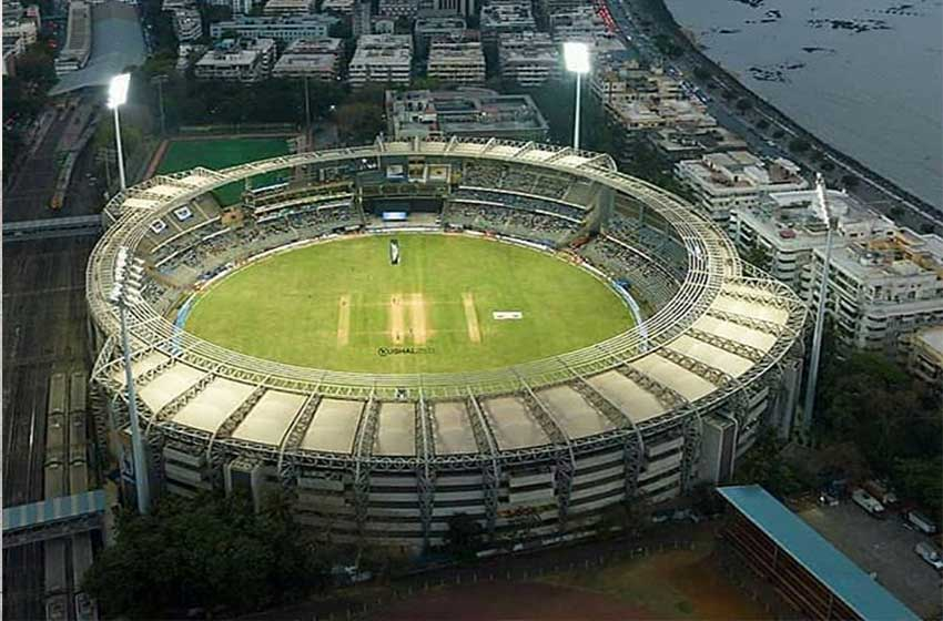 IPL 2021: Two ground-staff, a plumber at Wankhede test positive for COVID-19