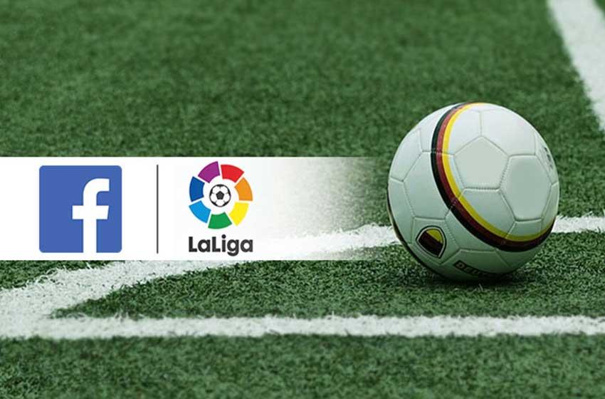 LaLiga return countdown special series on Facebook