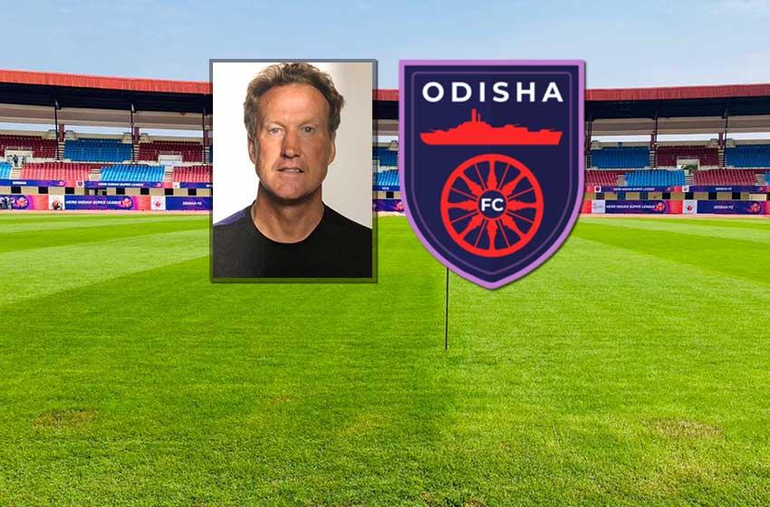 Odisha FC ropes in ex-Ireland goalkeeper Peyton as assistant coach