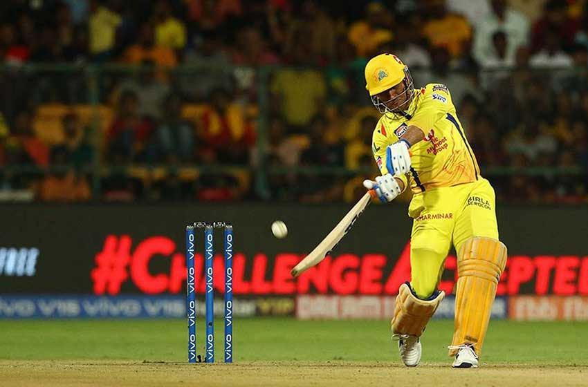 IPL 2021: K Gowtham reveals why bowlers love playing under MS Dhoni