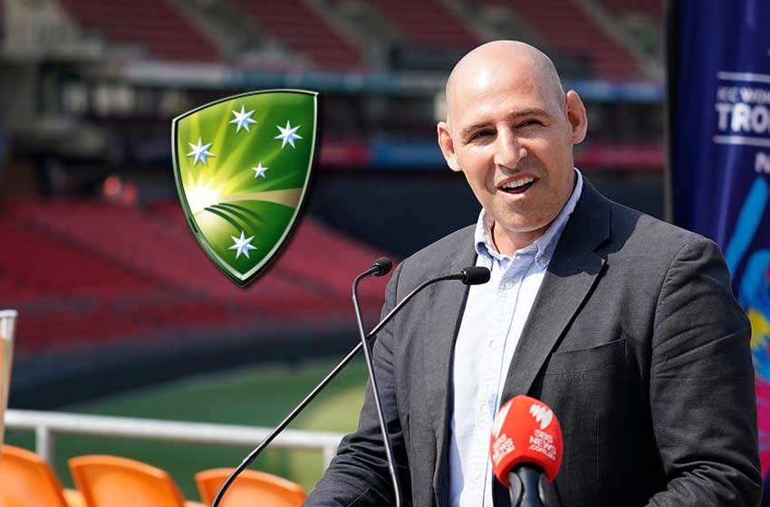 Cricket Australia appoints Nick Hockley as its CEO
