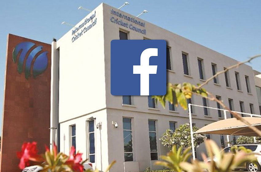 ICC leaves all sports bodies behind in video views on Facebook