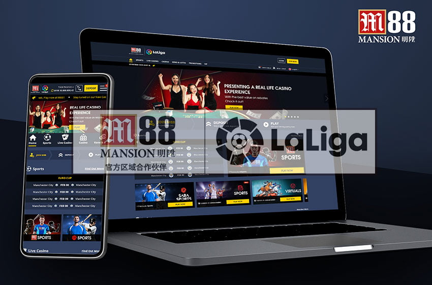 LaLiga announces official betting partner for Asia