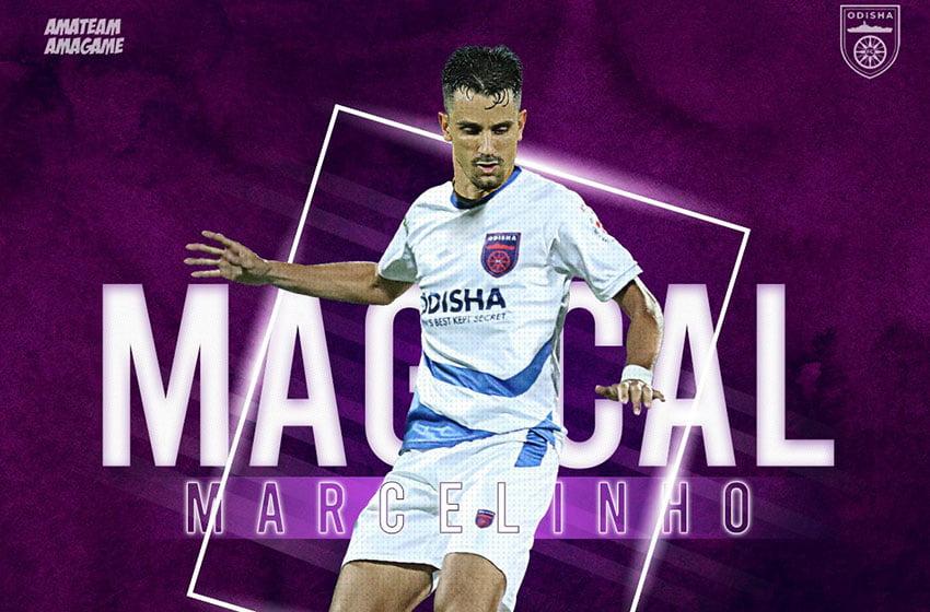 ISL: Odisha FC sign seasoned Brazilian forward Marcelinho