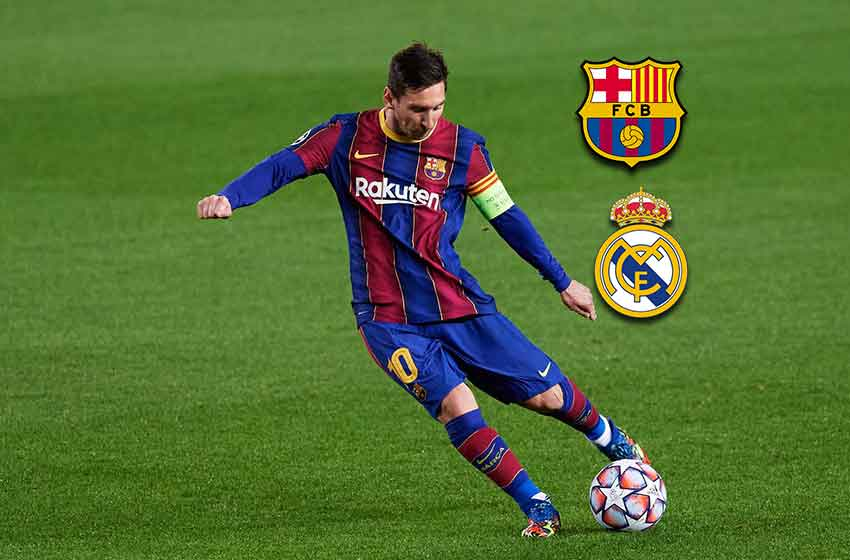 LaLiga braces itself for the first ElClasico of the COVID-19 era