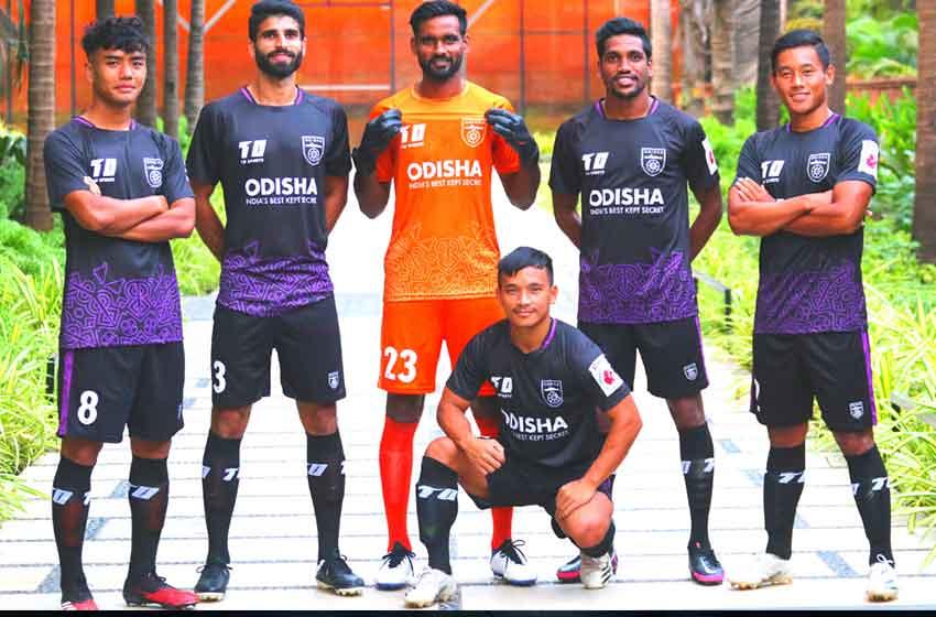 ISL: Odisha FC new kits celebratE 'Khaanti Odia' spirit